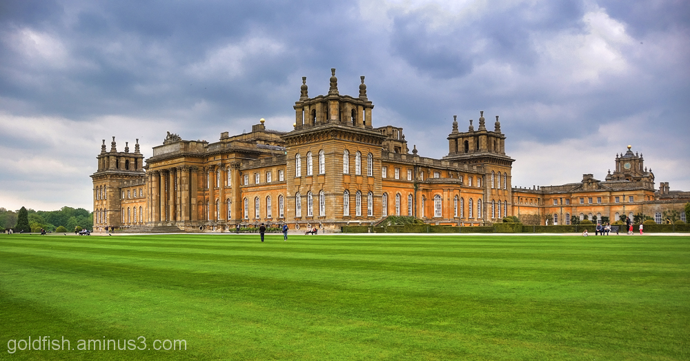 Blenheim Palace 1/7