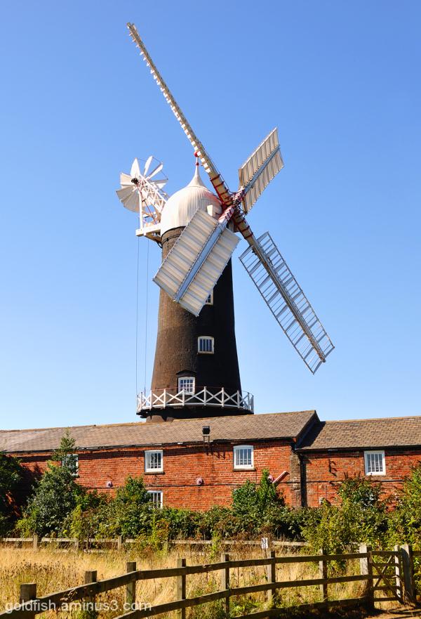 Skidby Windmill 1/5