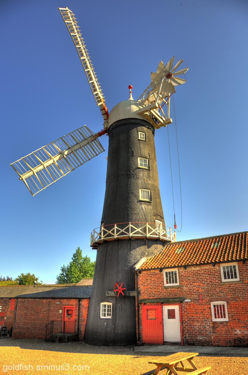 Skidby Windmill 5/5
