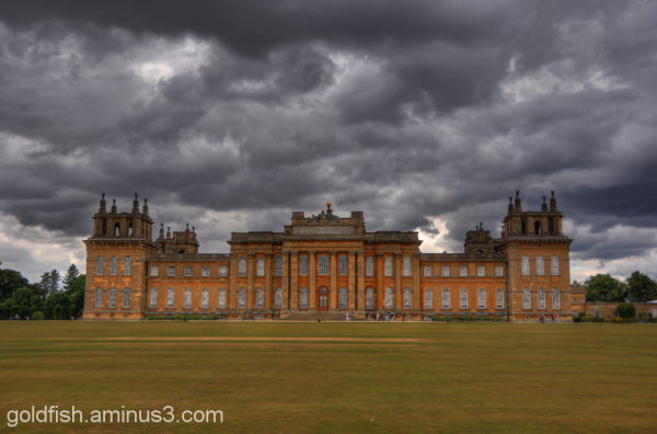 Blenheim Revisited 2/5