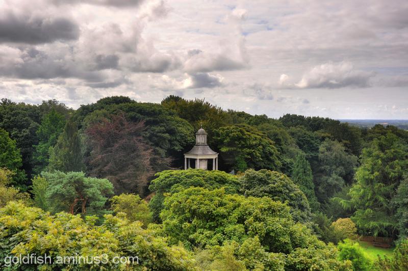 Ashton Memorial 5/7 - View From