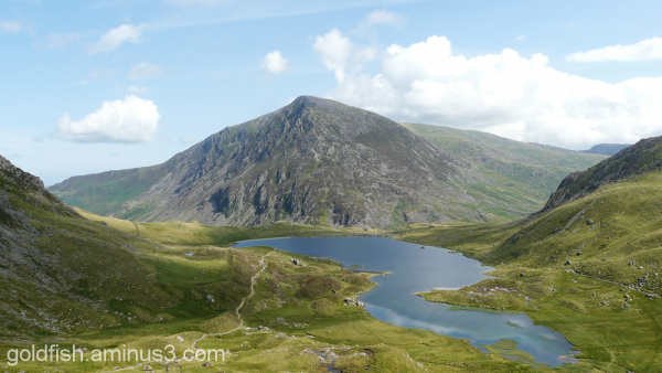 Cwm Idwal - Closest I'll Get To Heaven 8/16