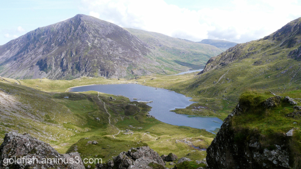 Cwm Idwal - Closest I'll Get To Heaven 9/16