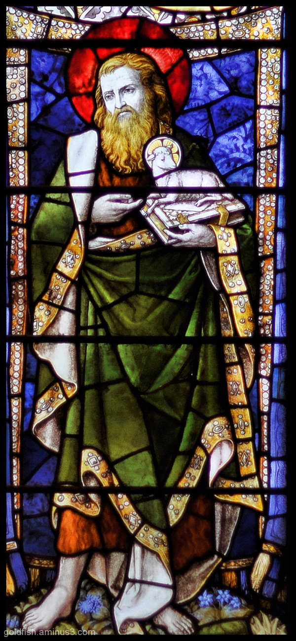 St Helen's Stained Glass 1/3
