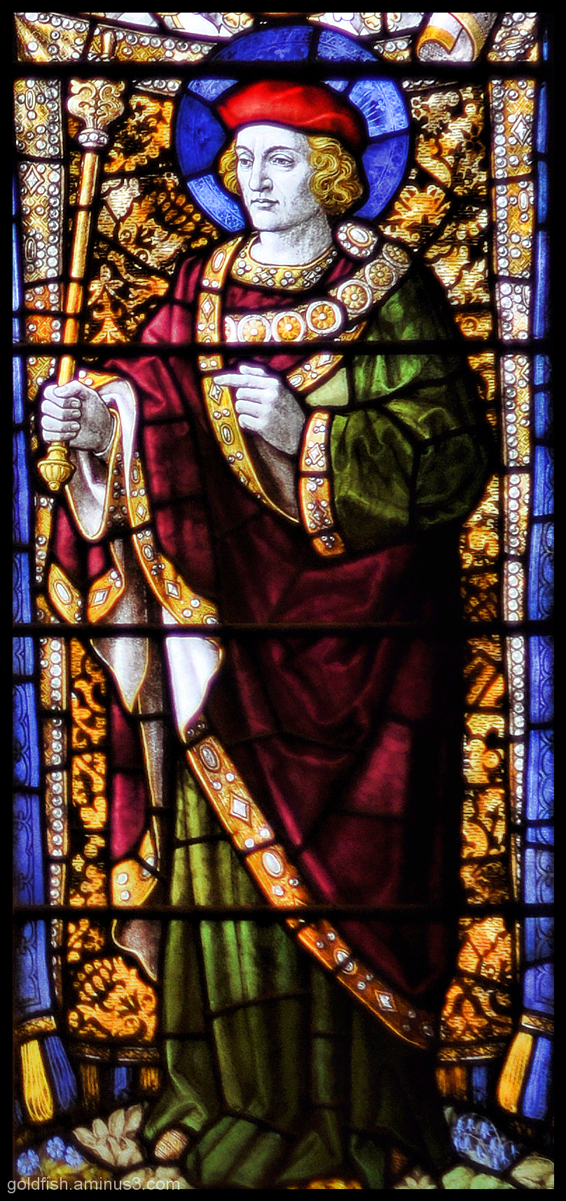 St Helen's Stained Glass 2/3