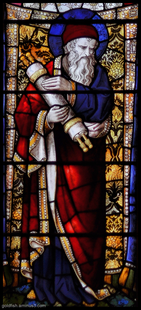St Helen's Stained Glass 3/3