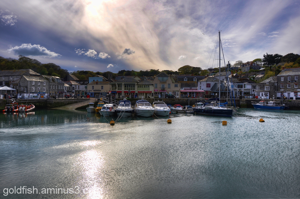 Padstow Harbour 1/2