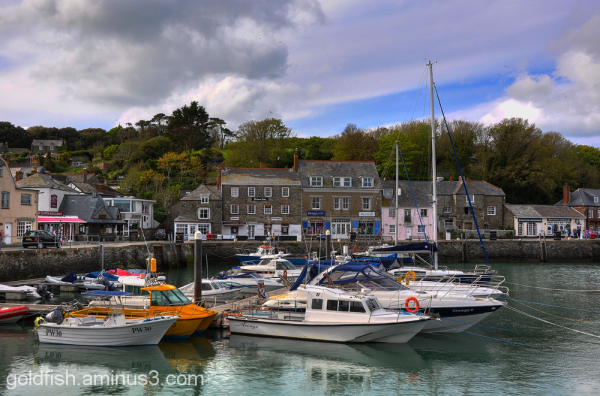 Padstow Harbour 2/2