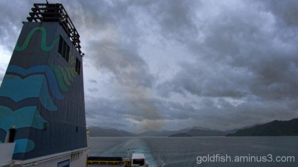 Interislander - Picton to Wellington 4/6