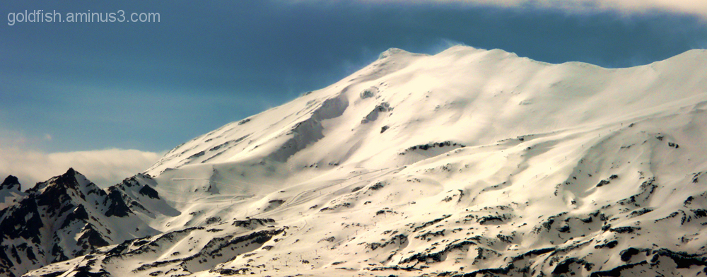 Mount Ruapehu 3/3
