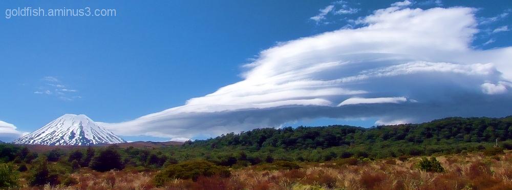 Mount Ngauruhoe 1/4