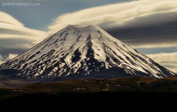Mount Ngauruhoe 2/4