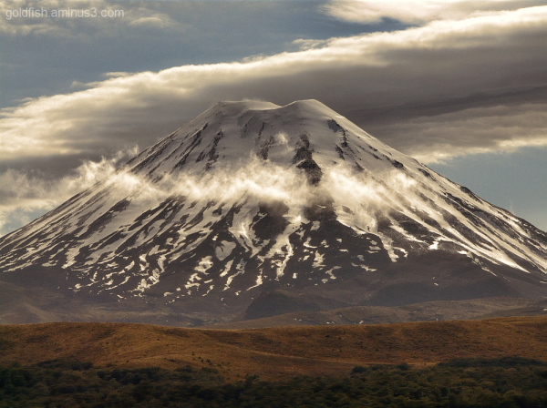 Mount Ngauruhoe 4/4