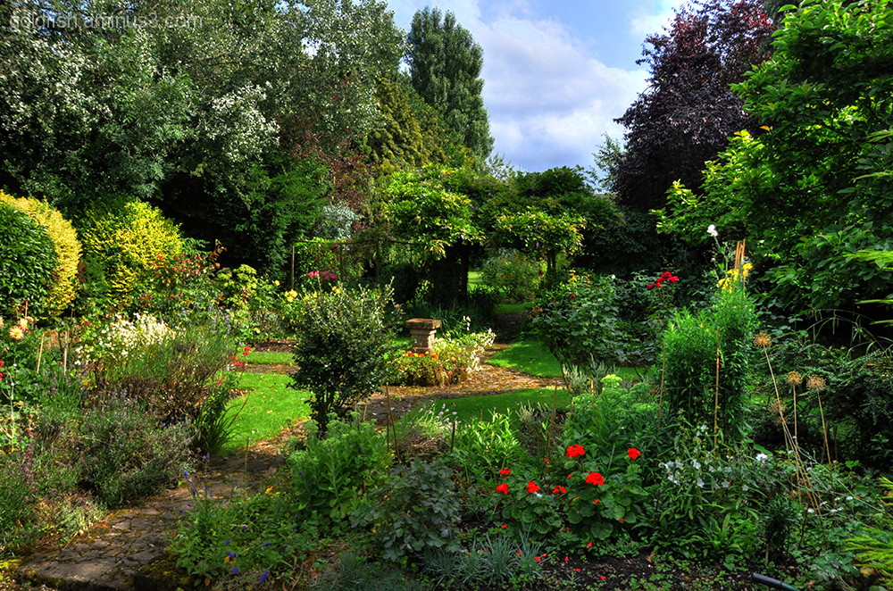 The Headmaster's Garden 2/3