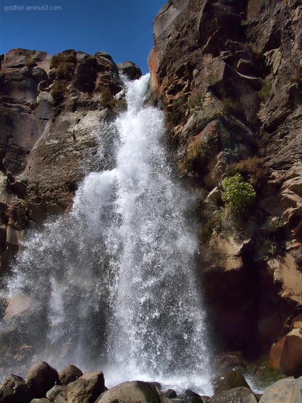 Taranaki Falls 2/3