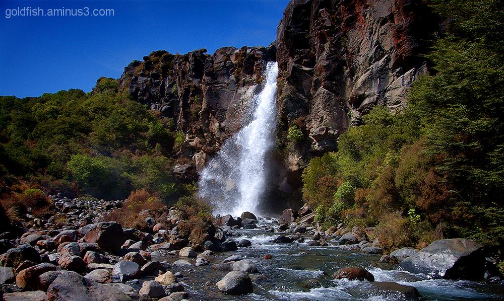 Taranaki Falls 3/3
