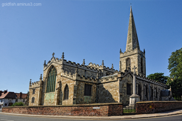 All Saints Hessle