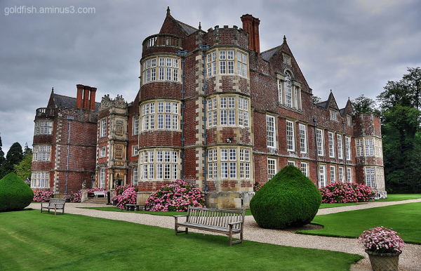 Burton Agnes Hall 4/4