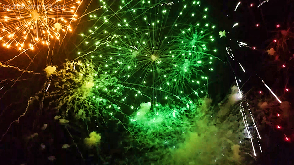 Culham Fireworks 5/11