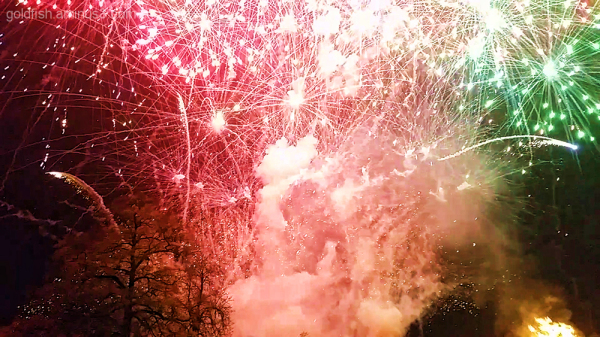 Culham Fireworks 8/11