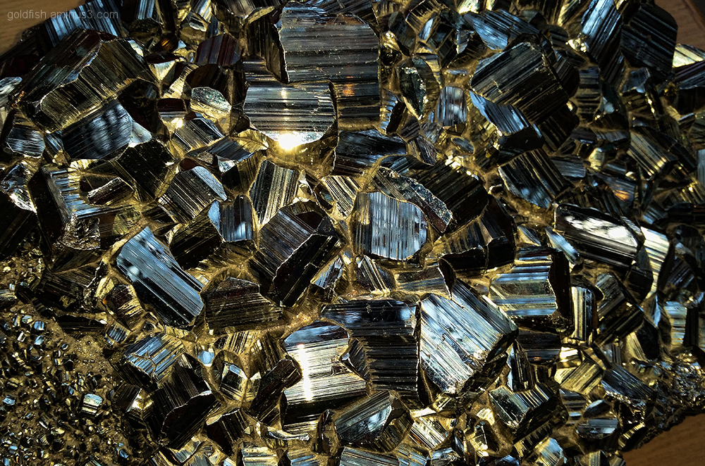 Feeling Good 1/6 - Pyrite