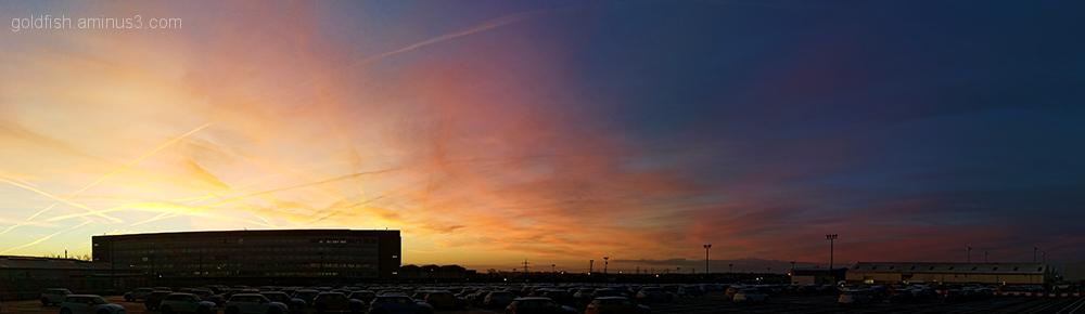 Sunrise @ Work 1/2