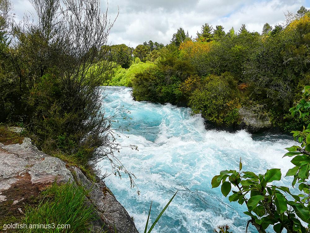 Waikato River & Huka Falls 3/6