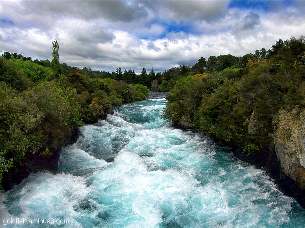 Waikato River & Huka Falls 6/6