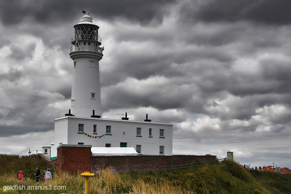 Flamborough Head Lighthouse 3/3