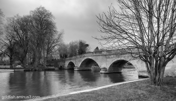 Shillingford Bridge