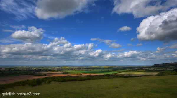 View From Watlington Hill 1/3