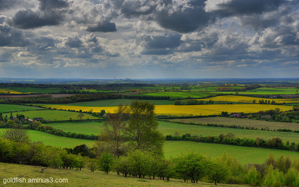 View From Watlington Hill 2/3