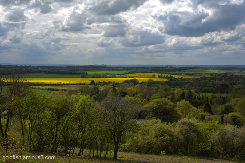 View From Watlington Hill 3/3
