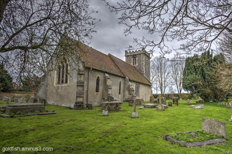 Chilton Parish Church 3/3