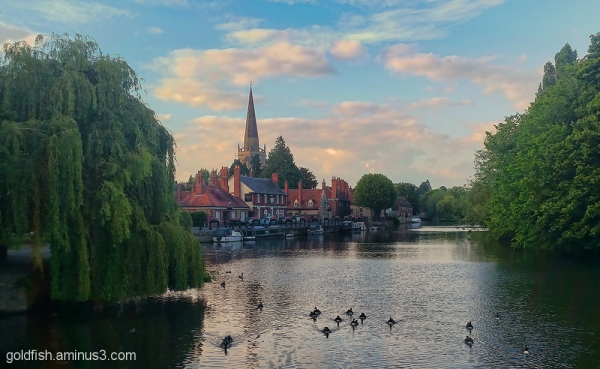 Abingdon on Thames 2/2