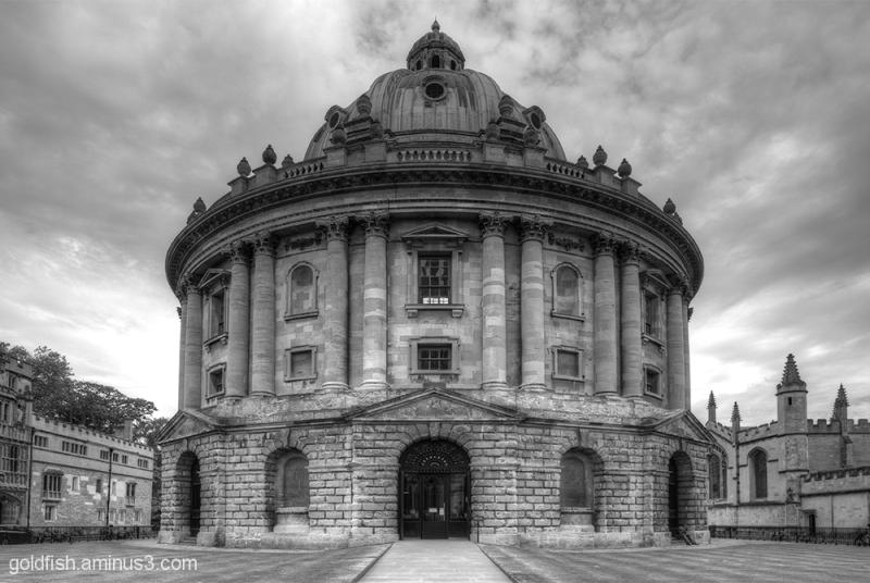 Radcliffe Camera, Oxford 2/2