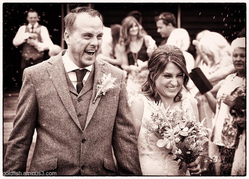 Congratulations Hailey & John