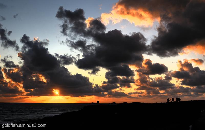 Treyarnon Sunset II