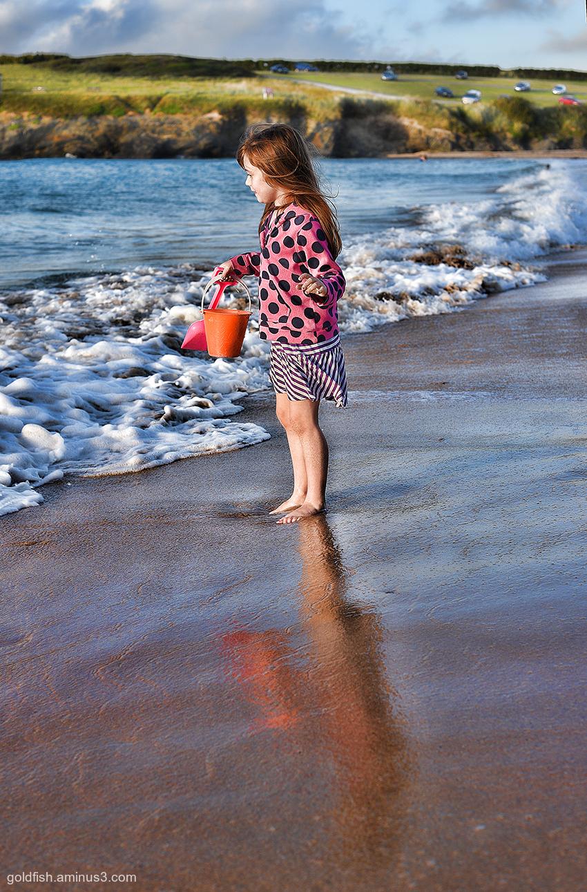 Seaside Paddle