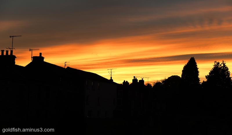 Kirkby Lonsdale Sunset