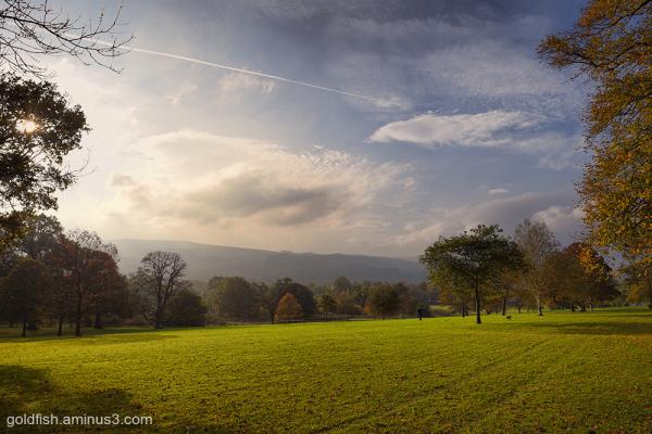 Balloch Castle View ii