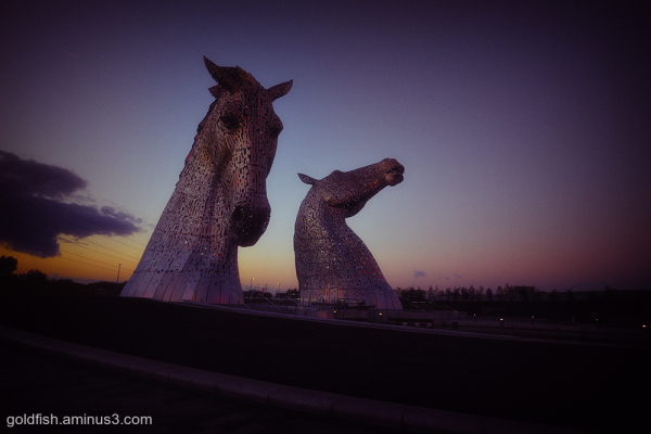 The Kelpies ii