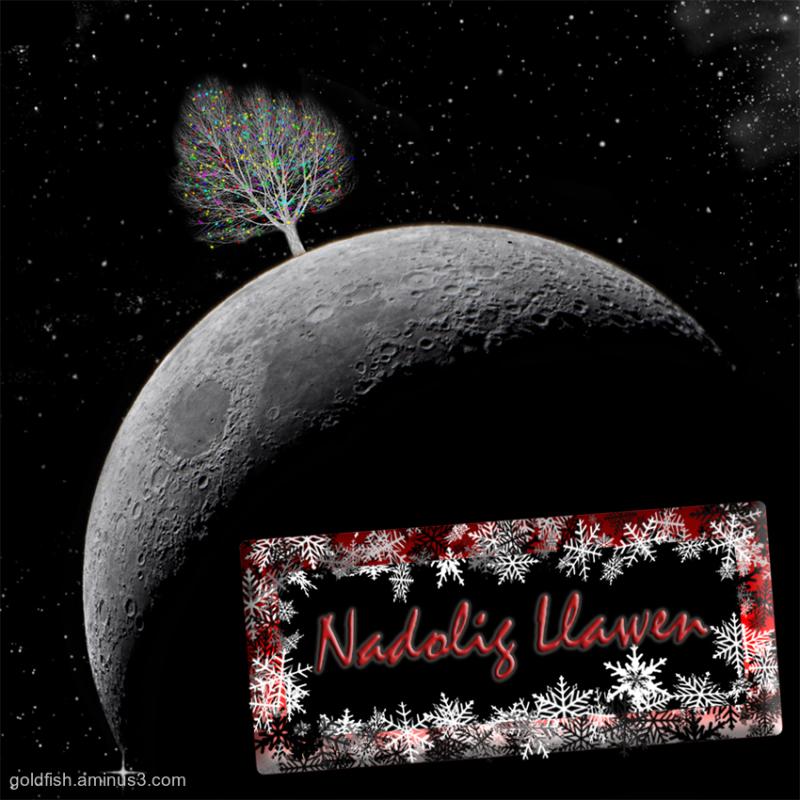 Nadolig Llawen - Merry Christmas