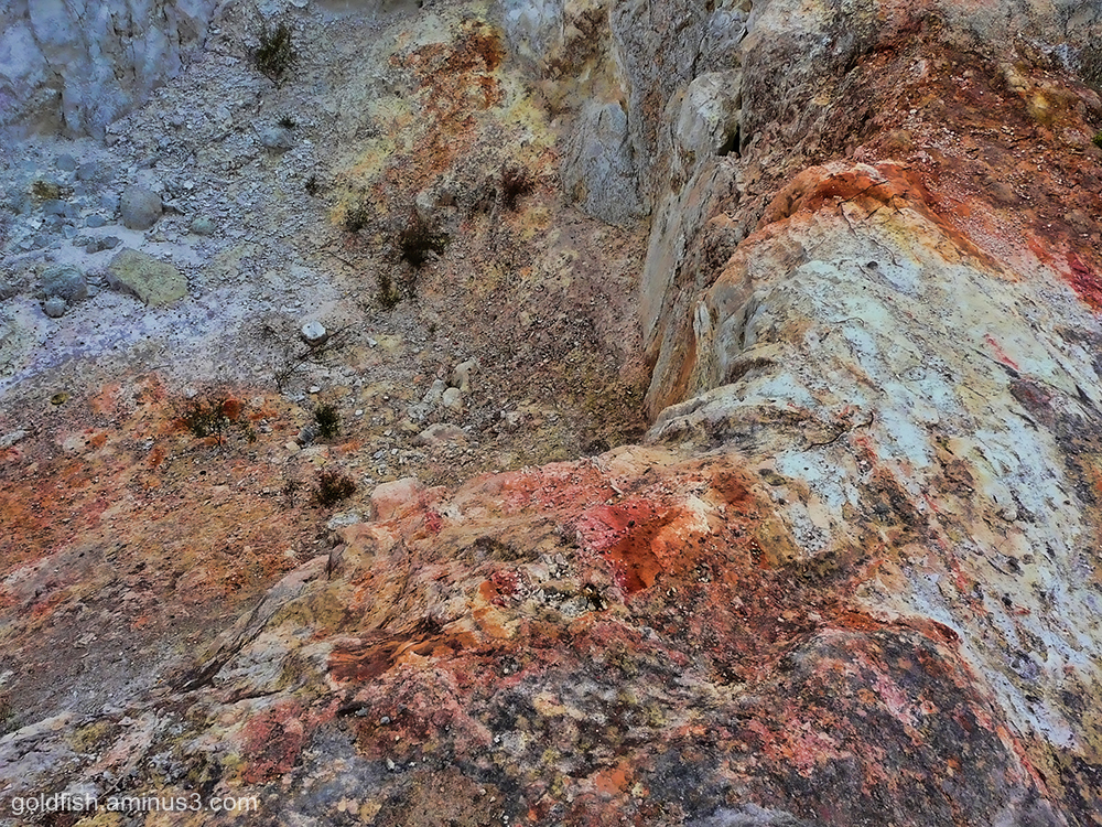 Wai-O-Tapu - Sacred Waters - Thermal Park ii