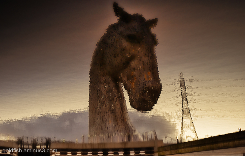 The Kelpies vi