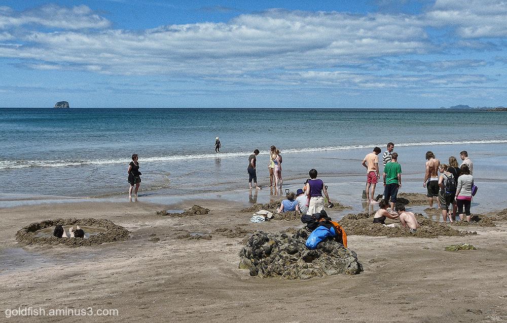 Hot Water Beach iv