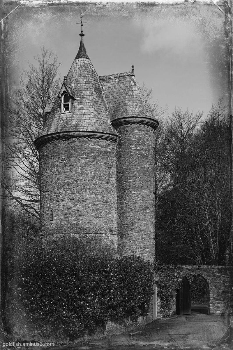 Trelissick House - Water Tower
