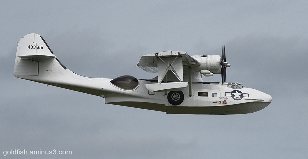 Consolidated PBY Catalina ii