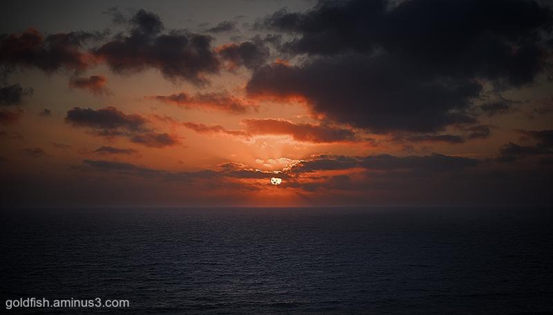 Bedruthan Sunset