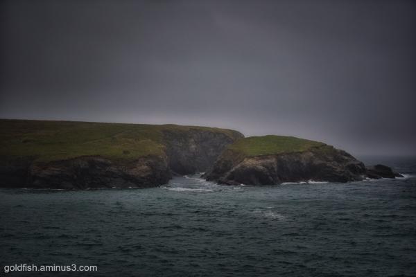 Trethias Island